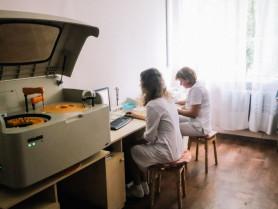 Лабораторія у ТМО