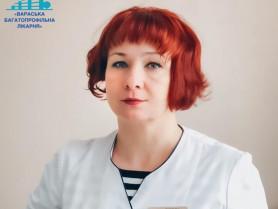 Людмила Соломка