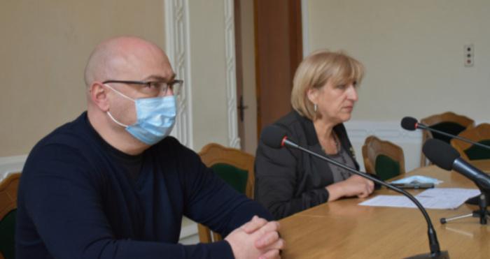 Ігор Чуліпа та Людмила Тимощук