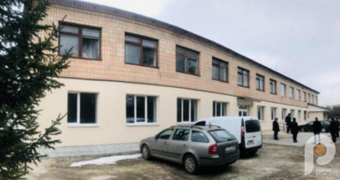 Рожищенській громаді передали частину приміщення військкомату
