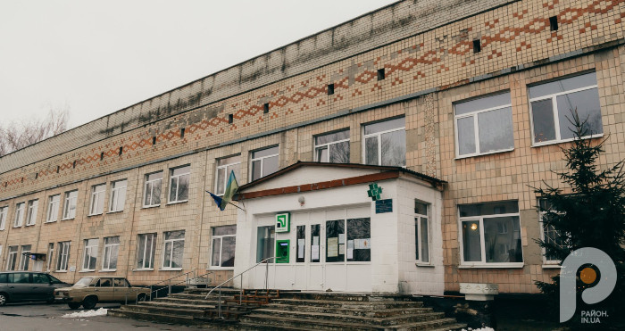 Корецька лікарня