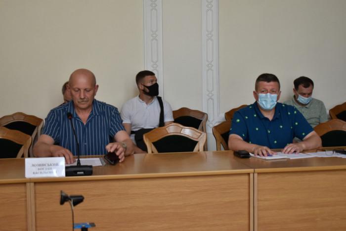 Позачергове засідання Волинської регіональної комісії з питань техногенно-екологічної безпеки і надзвичайних ситуацій
