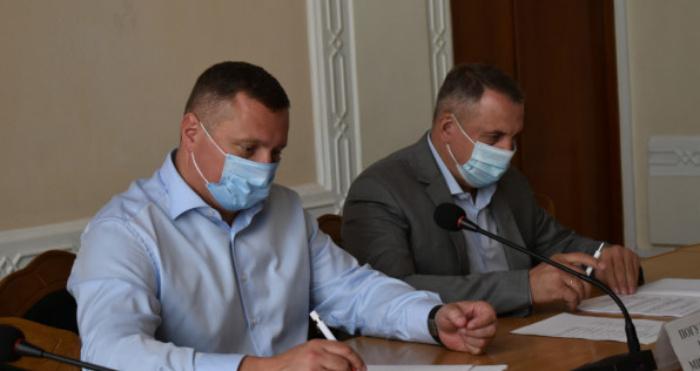 Під час позачергового засідання Волинської регіональної комісії з питань техногенно-екологічної безпеки і надзвичайних ситуацій