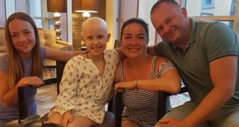 Анастасія Трофимюк проходить лікування у Туреччині
