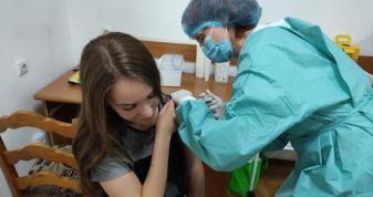 Під час вакцинації