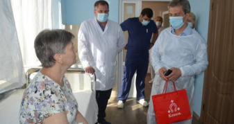 Семеро людей з пересадженими серцями вперше пройшли обстеження у Ковельському МТМО