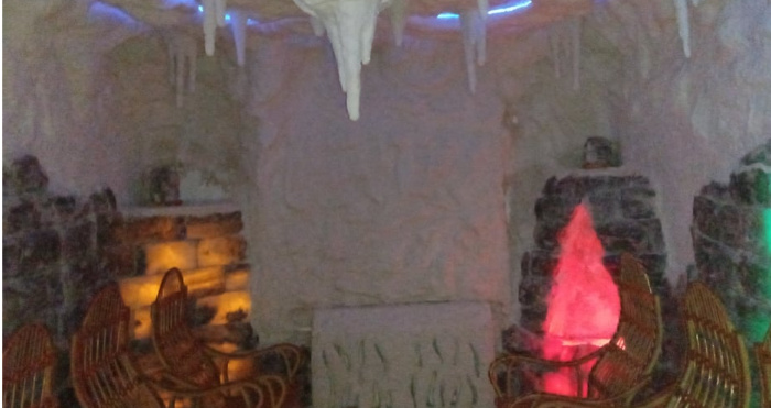 Соляна кімната у Локачах