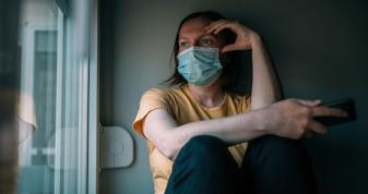 На Волині кількість хворих на COVID-19 перевищила граничну зону