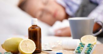 В Україні цього епідсезону очікують чотири штами грипу