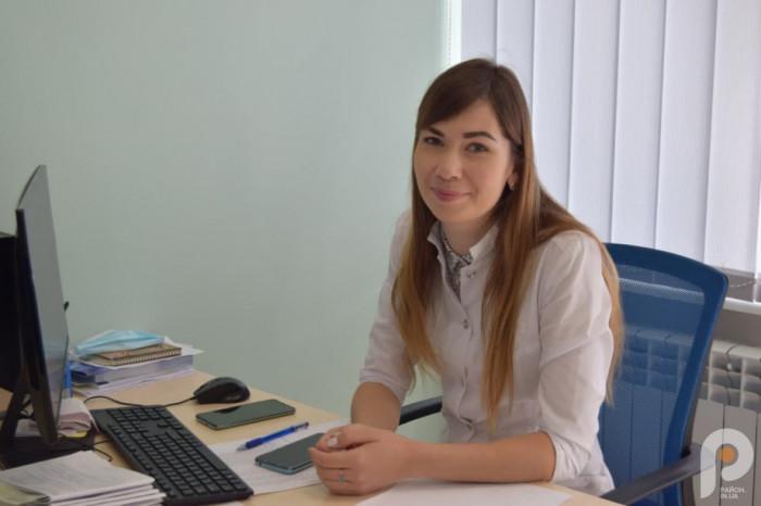 Сімейна лікарка Анастасія Летошко
