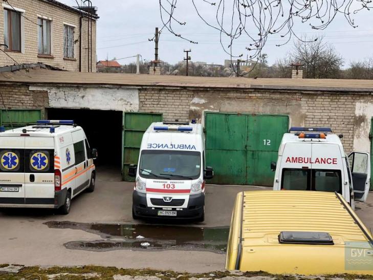 Лікарня Нововолинськ