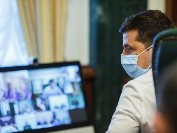 «Сподіваюся, що адаптивний карантин буде більш дієвим»,– Президент України