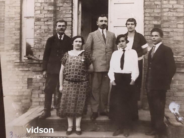 Медпрацівники на фото міжвоєнного періоду