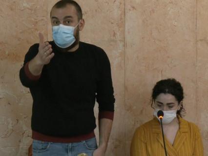 Інна Кравчук та її представник