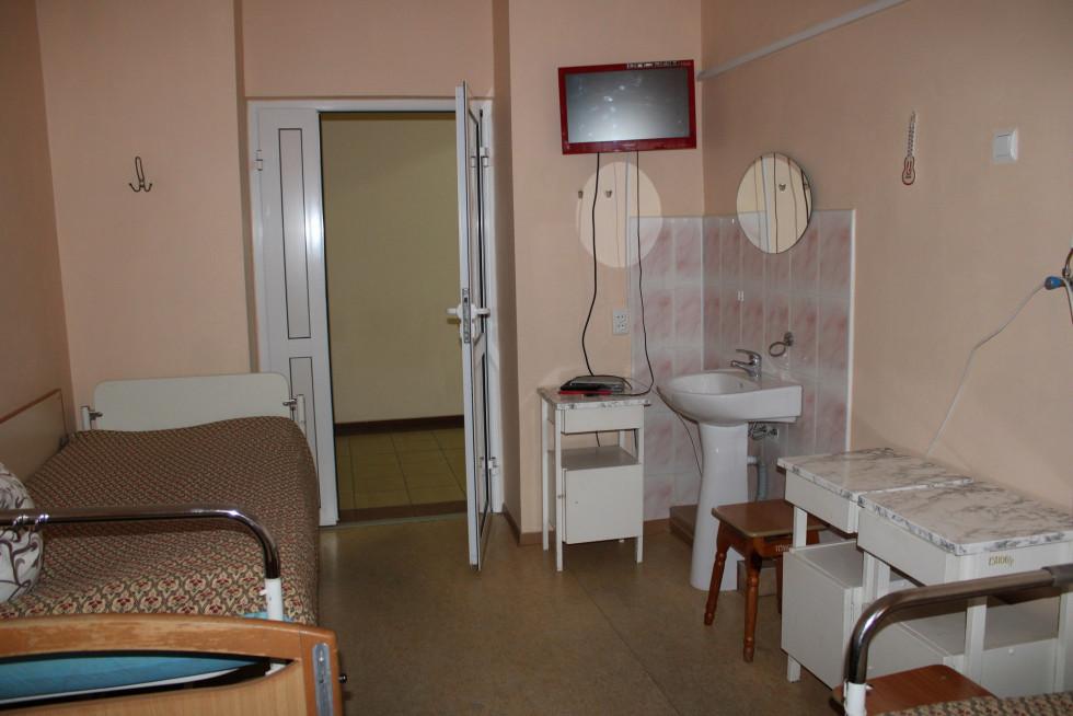 Кімнати для жінок у гінекології