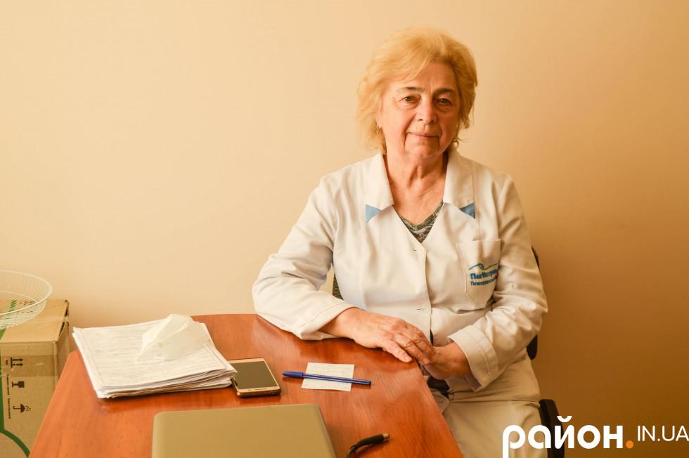 Галина Морочковська