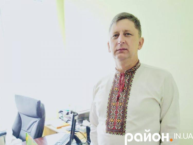 Головний лікар Камінь-Каширського ЦПМСД Ігор Соловей