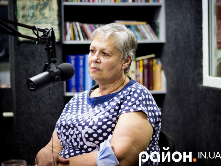 Наталія Ващиліна