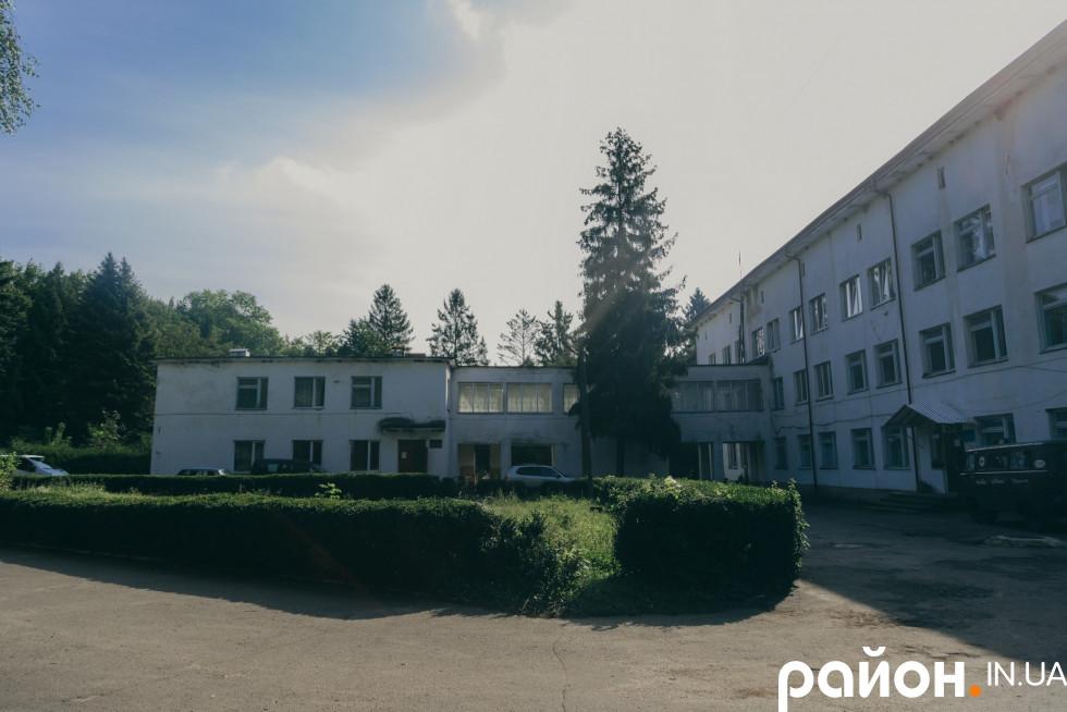 Полікніка Берестечківської лікарні