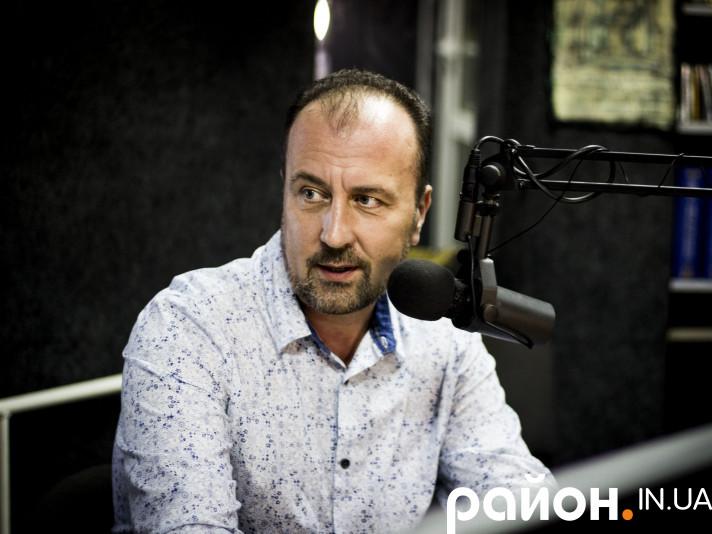 Роман Трач