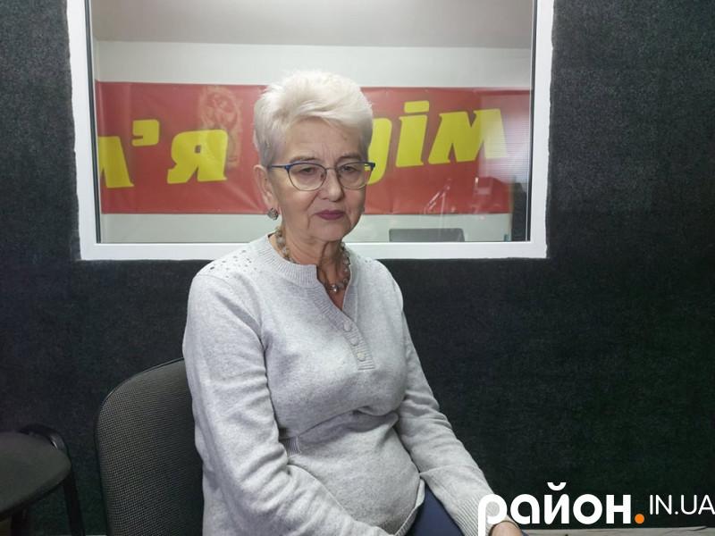 Валентина Вдовенко