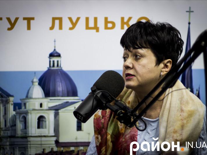 Інна Шафранюк